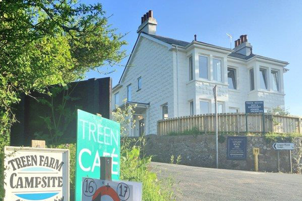 Treen House Bed and Breakfast